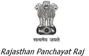 Rajasthan Panchayat Raj 2015