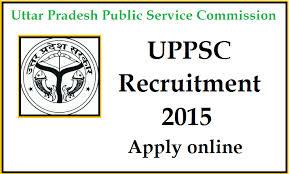 UPSSSC Jobs 2015