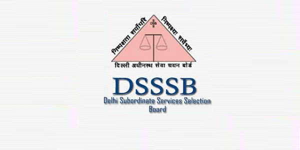 DSSSB Craft Instructor Result 2021